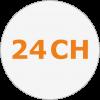 24 канальные